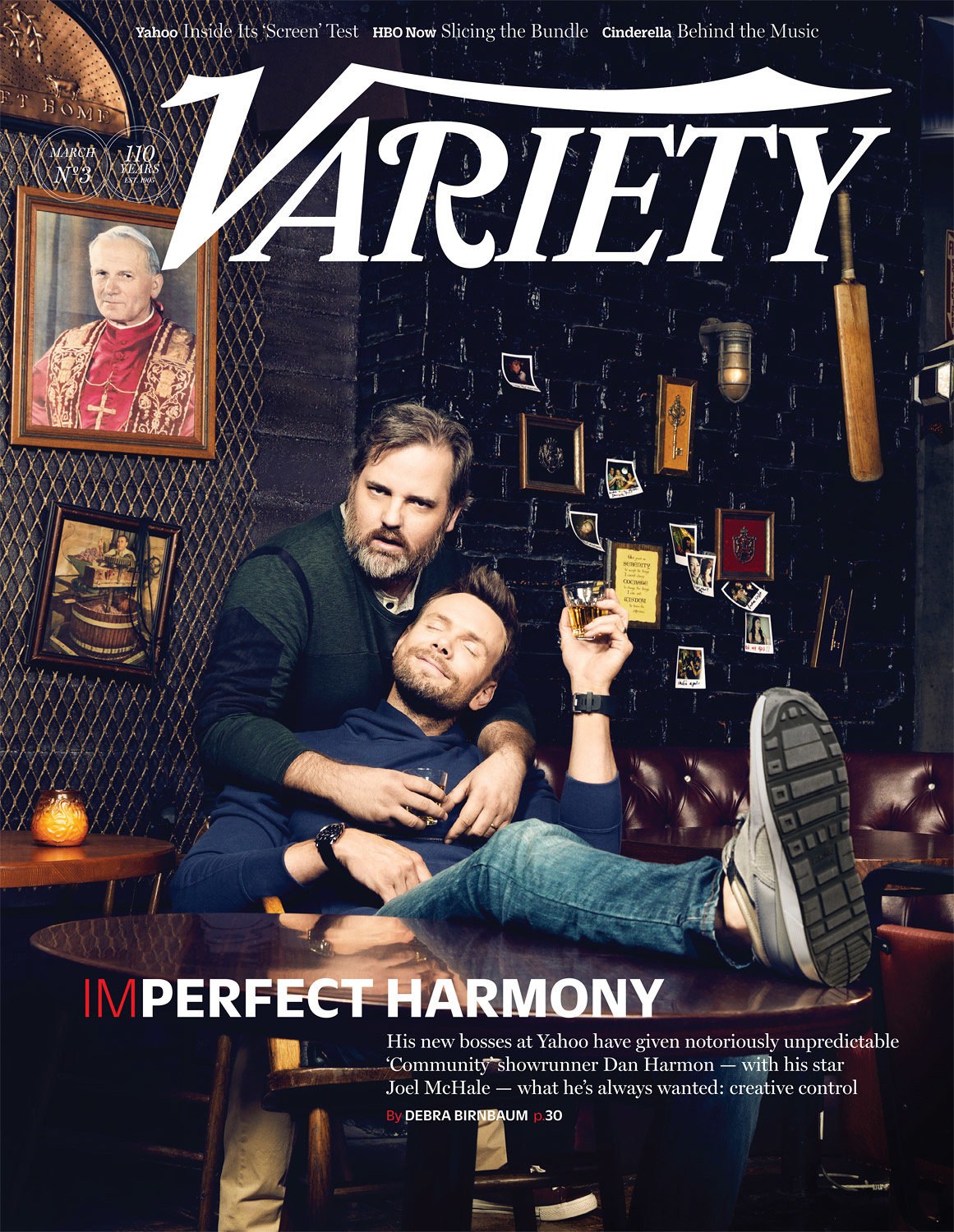 CODY PICKENS - VARIETY TEAR - COMMUNITY COVER
