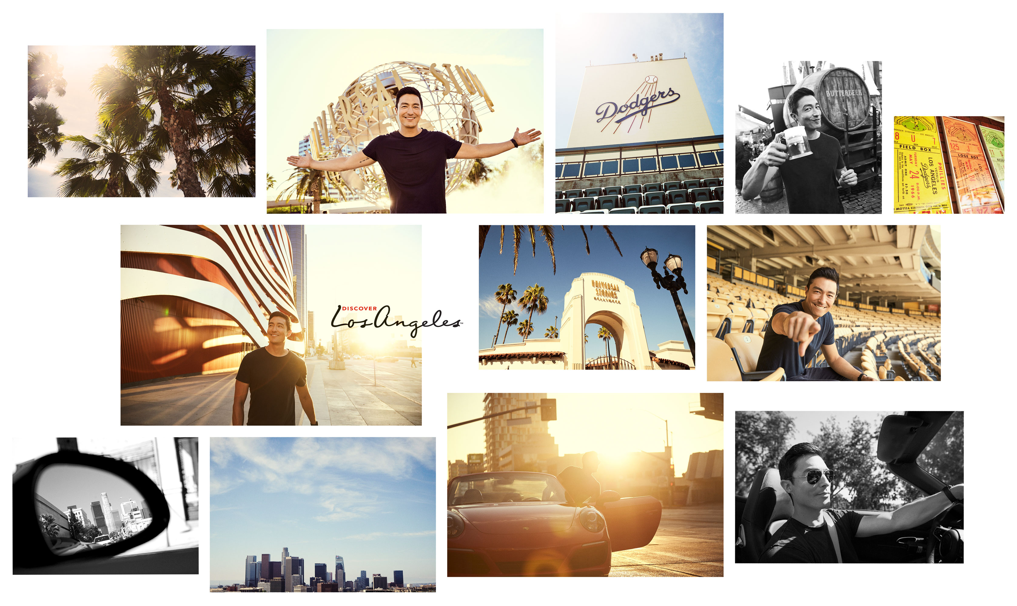CODY PICKENS - LOS ANGELES TOURISM